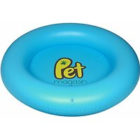 Round Inflatable Dog Pool