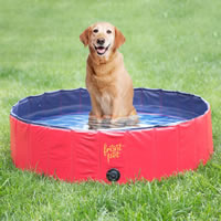 Frontpet Foldable Dog Pool - For Large Dogs
