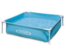 Mini Frame Dog Pool